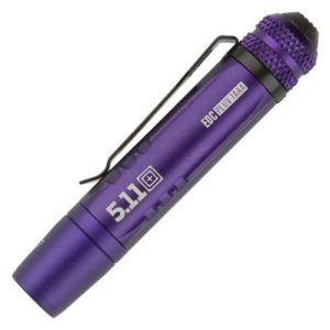 5.11 Tactical EDC PLUV 1AAA 375nm UV Flashlight