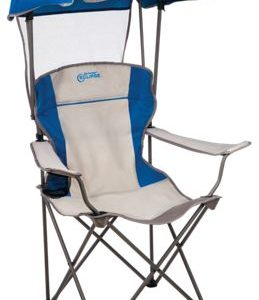 Bass Pro Shops Eclipse Canopy Chair - Cloisonne Blue