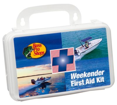 Bass Pro Shops Weekender First Aid Kit