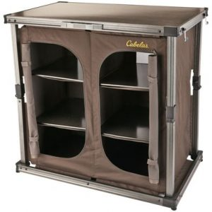 Cabela's 6-Compartment Camp Cupboard