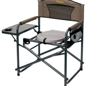 Cabela's Camp Commode Camping Toilet