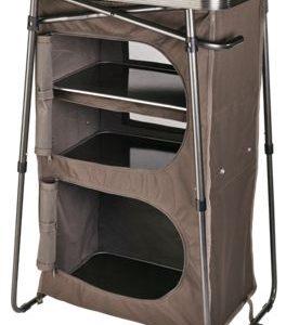 Cabela's Dual-Height 3-Shelf Camp Cupboard