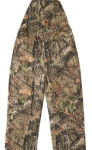 Carhartt Mossy Oak Quilt-Lined Bib Overalls for Kids