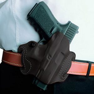 DeSantis Gunhide Thumb Break Mini Slide Handgun Holster - KEL-TEC PMR30
