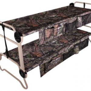 Disc-O-Bed Cam-O-Bunk - Mossy Oak Break-Up Country - Large