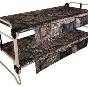 Disc-O-Bed Cam-O-Bunk - Mossy Oak Break-Up Country - X-Large