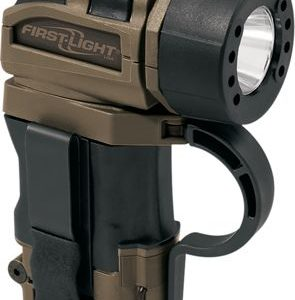 First-Light USA Torq Tactical Flashlight - Coyote Brown