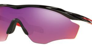 Oakley M2 Frame XL OO9343 Sunglasses - Polished Black/Prizm Road
