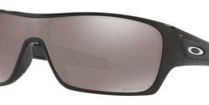 Oakley Turbine Rotor OO9307 Polarized Sunglasses - Polished Black/Prizm Black Iridium Mirror - Standard