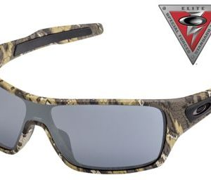 Oakley Turbine Rotor OO9307 Sunglasses - Desolve Bare Camo/Black Iridium Mirror - Standard