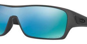 Oakley Turbine Rotor OO9307 Sunglasses - Steel/Prizm Deep Water Iridium Mirror - Standard