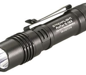 Polytac ProTac 1L-1AA Extra-Bright Dual Fuel Tactical Flashlight