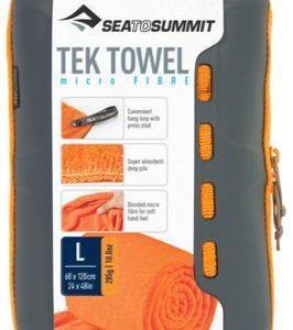 Sea to Summit Tek Towel Camp Towel - L - Assorted Colors