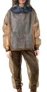 Stansport Mesh Insect Jacket and Pants Set Mosquito Suit - Green - 2XL/3XL