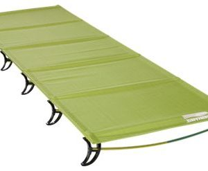"Therm-A-Rest LuxuryLite Ultralite Cot - 77""L x 26""W x 4""H"