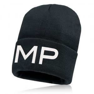 Alpha Defense Gear Alpha Beanie / Black / MP / Polyester/Cotton