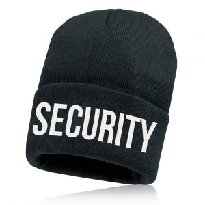 Alpha Defense Gear Alpha Beanie / Black / Security / Polyester/Cotton