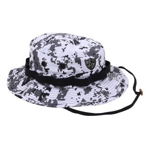 Alpha Defense Gear Alpha Boonie Hat / Black & White Digi Camo