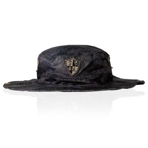 Alpha Defense Gear Alpha Boonie Hat / Blackout Digi Camo