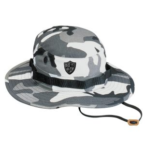 Alpha Defense Gear Alpha Boonie Hat / Grey Camo