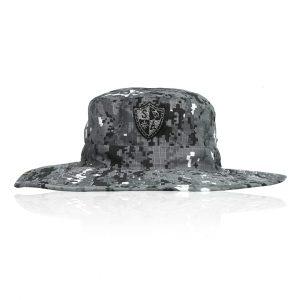 Alpha Defense Gear Alpha Boonie Hat / Gunmetal Digi / Grey