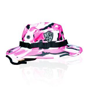 Alpha Defense Gear Alpha Boonie Hat / Pink Camo