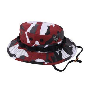 Alpha Defense Gear Alpha Boonie Hat / Red & Grey Camo