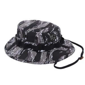 Alpha Defense Gear Alpha Boonie Hat / Urban Tiger Stripe