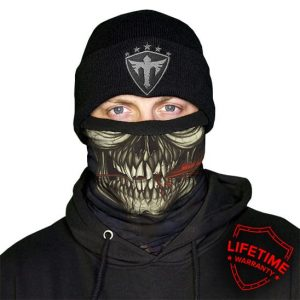Alpha Defense Gear Frost Tech™ / 1776 Fleece Face Shield / Multi-Use Tubular Bandana