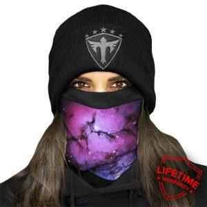 Alpha Defense Gear Frost Tech™ / Nebula Fleece Face Shield™ / Multi-Use Tubular Bandana