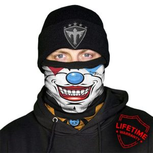 Alpha Defense Gear Frost Tech™ / Twisted Fleece Face Shield / Multi-Use Tubular Bandana