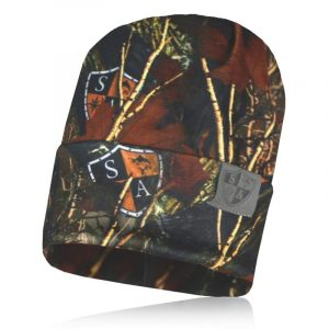 Alpha Defense Gear Performance Beanie / Forest Camo / Polyester/Cotton