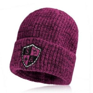 Alpha Defense Gear SA BEANIE / SYNTHETIC WOOL BLEND / MIXED PINK / Polyester/Cotton