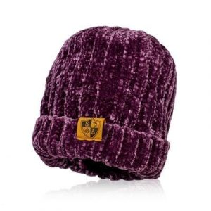 Alpha Defense Gear SA BEANIE / VELVET / PLUM / Polyester/Cotton