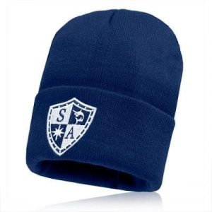 Alpha Defense Gear SA Beanie / Navy Blue / Polyester/Cotton