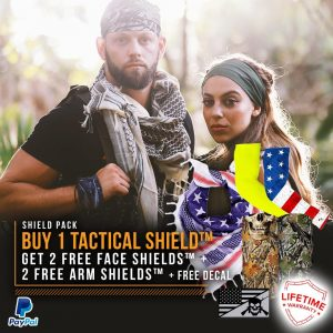 Alpha Defense Gear Shield Pick Your Pack / Cotton - DA-P88176