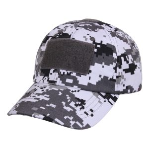 Alpha Defense Gear Tactical Operator Cap / City Digital Camo