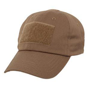 Alpha Defense Gear Tactical Operator Cap / Coyote Brown