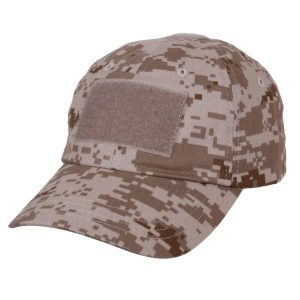 Alpha Defense Gear Tactical Operator Cap / Desert Digital Camo