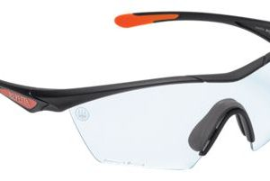 Beretta Clash Eyeglasses for Shooters - Light Neutral