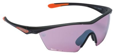 Beretta Clash Eyeglasses for Shooters - Light Purple