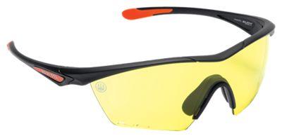 Beretta Clash Eyeglasses for Shooters - Yellow