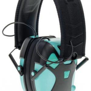 Caldwell E-Max Pro Electronic Earmuffs - Blue