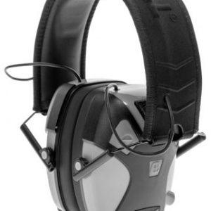 Caldwell E-Max Pro Electronic Earmuffs - Gray