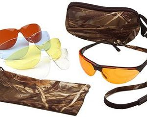 Pyramex Ducks Unlimited Shooting Glasses Kit