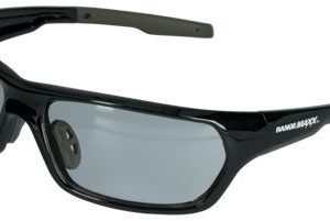 RangeMaxx Performance Full Frame Wraparound Shooting Glasses - Clear