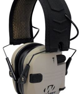Walker's X-TRM Razor Digital Earmuffs
