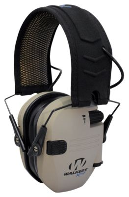 Walker's X-TRM Razor Digital Earmuffs