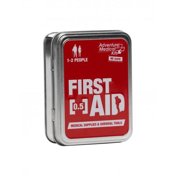 Adventure First Aid 0.5 oz Tin