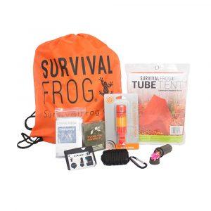 LifeShieldA(R) Survival Grab Bag by Frog & CO